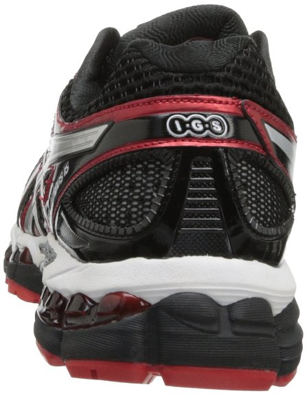Asics Gel Nimbus 15 heel