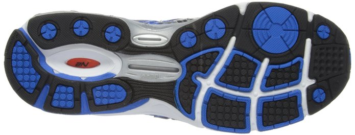 flexibility and durability of the sole