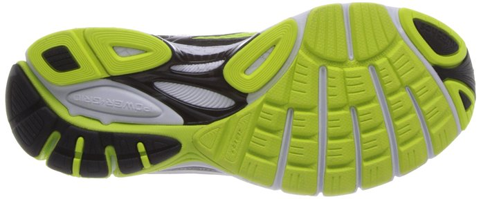 sole unit of the shoe
