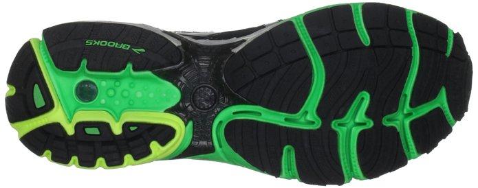 the sole design