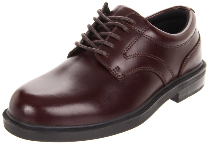 Deer Stags Mens Times Plain Toe Oxford