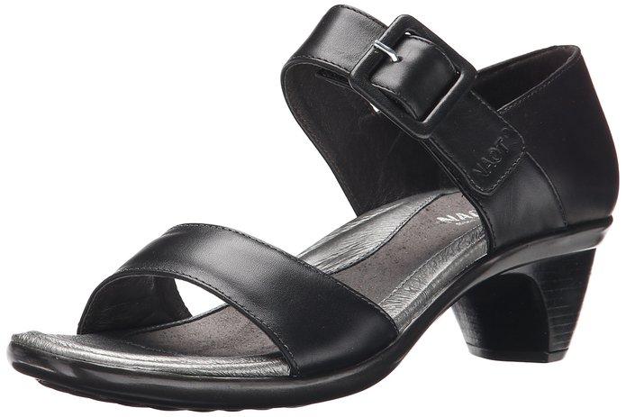 Naot Womens Future Wedge Sandal