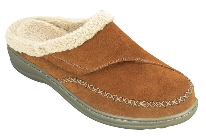 Orthofeet Charlotte Womens Slippers