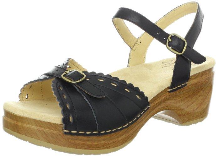 Sanita Womens Dawn Platform Sandal
