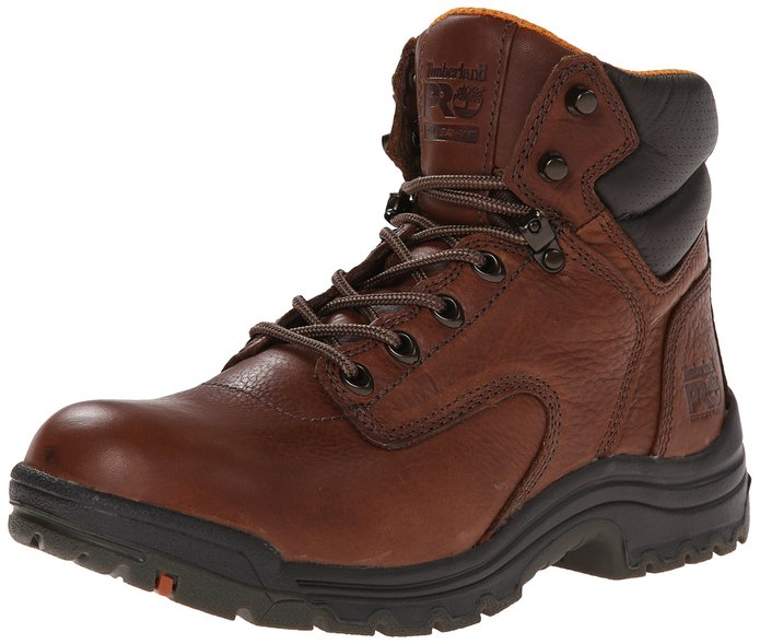 Steel toed work boots womens