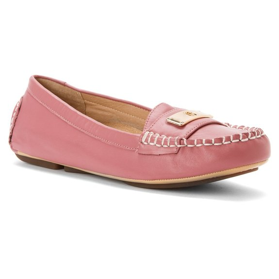 Vionic Sydney Womens Leather Loafers