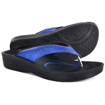 AEROTHOTIC Orthotic Comfort Sandals for Women with Arch Support