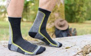 Best Socks For Sweaty Feet Featured