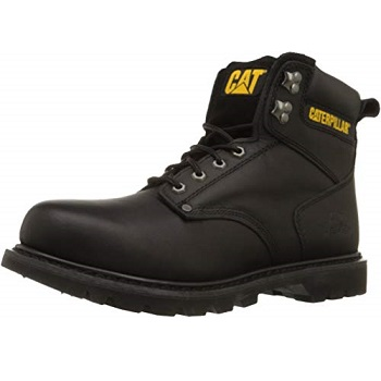 Caterpillar Men's 2nd Shift 6 Inch Plain Soft-Toe Work Boot