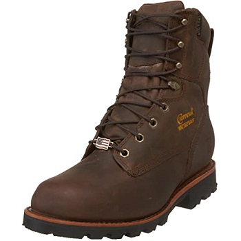 "Chippewa Men's 29416 8"" Waterproof Insulated Work Boot"