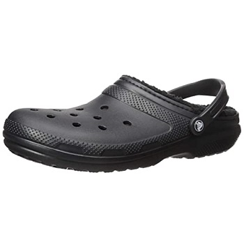 Crocs Men's and Women's Classic Lined Clog