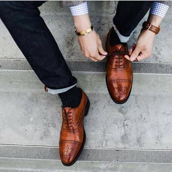 Dress Shoes for Flat Feet vs. Regular Dress Shoes