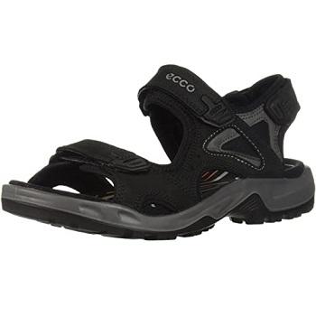 ECCO Men's Yucatan 3-Strap Sandal
