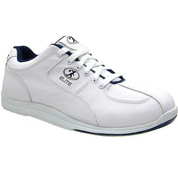 Elite Atlas Blue Men's Bowling Shoes