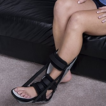 How to Wear Night Splint for Plantar Fasciitis
