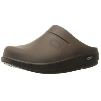 OOFOS Unisex OOCloog Pain Relief Slipper Clog Shoe