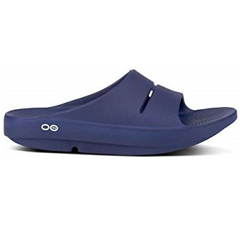 OOFOS Unisex OOahh Post Exercise Recovery Slide Sandal