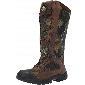 Rocky FQ0001570 Knee High Snake Protection Boot