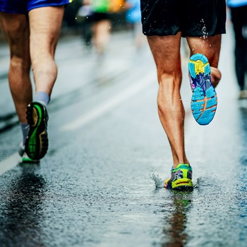 Running Shoes for Plantar Fasciitis vs. Regular Shoes