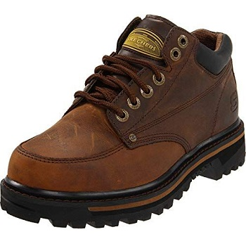Skechers Men's Mariner Utility Insulated Work Boot