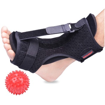 Soulern Elastic Dorsal Night Splint for Plantar Fasciitis
