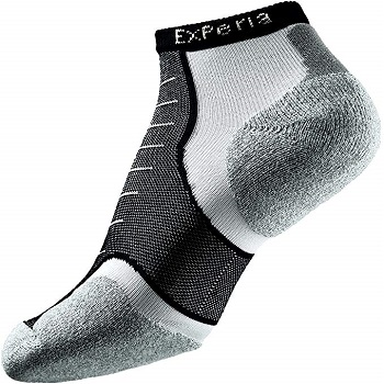 Thorlos Experia Xccu Thin Cushion Running Low Cut Socks