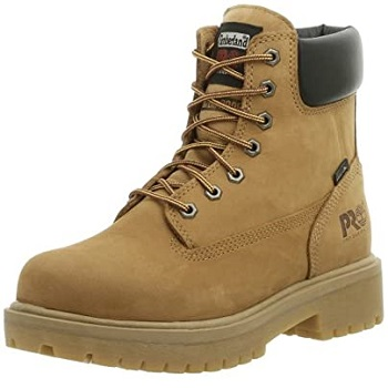 Timberland PRO Men's Direct Attach Soft-Toe Work Boot