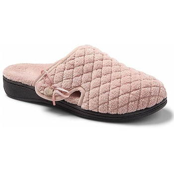 Vionic Women's Adilyn Slippers with Orthotic Arch Support