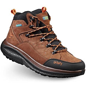 Women's G-Defy Trail Lane Pain Relief Hiking Boots