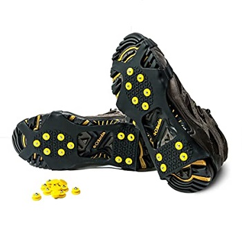 ALPS Ice/Snow Grips Snow Traction Cleats Anti Slip Ice Cleats