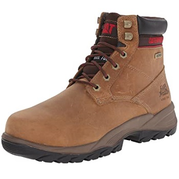 Caterpillar Women's Dryverse Waterproof Steel Toe Work Boot