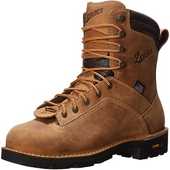 Danner Men's Quarry USA Distressed Brown at-M