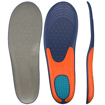 Dr. Scholl's EXTRA SUPPORT Insoles Reinforced Arch Support