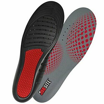 Jobsite Gel Work Insoles - Trim to Fit