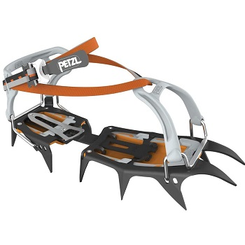 PETZL - VASAK Crampons for Classic Mountaineering