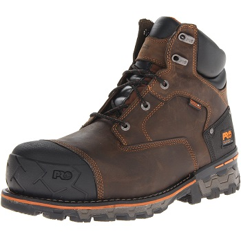 "Timberland PRO Men's Boondock 6"" Waterproof Work Boot"