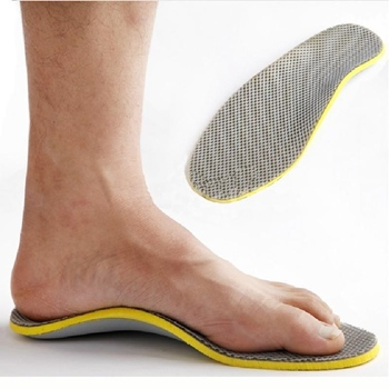 Types of Insoles for High Arches
