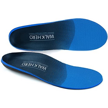 Walk-Hero Flat Feet Insoles Arch Supports Orthotics